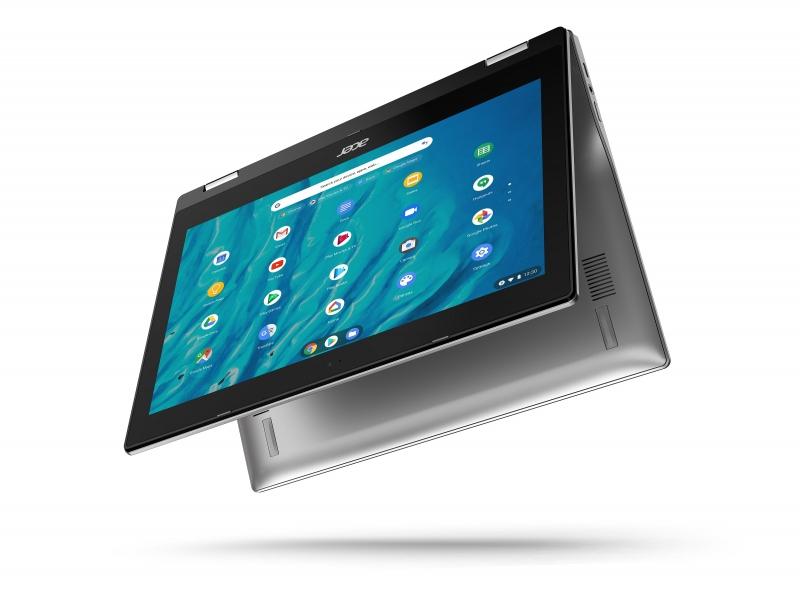 ihocon: Acer Spin 311 11.6 HD Touchscreen 2-in-1 Convertible Chromebook(8 Core MediaTek MT8183C, 4GB RAM, 32GB SSD, Chrome OS)
