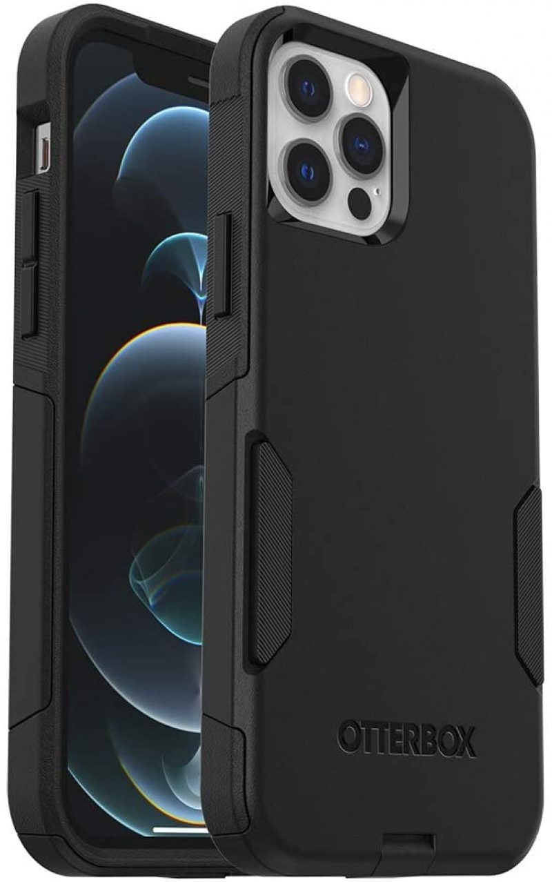 ihocon: OtterBox Commuter Series Case for iPhone 12 & iPhone 12 Pro 手機保護殼
