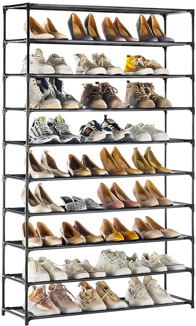 ihocon: TECHMILLY Shoe Rack 10 Tiers十層鞋架