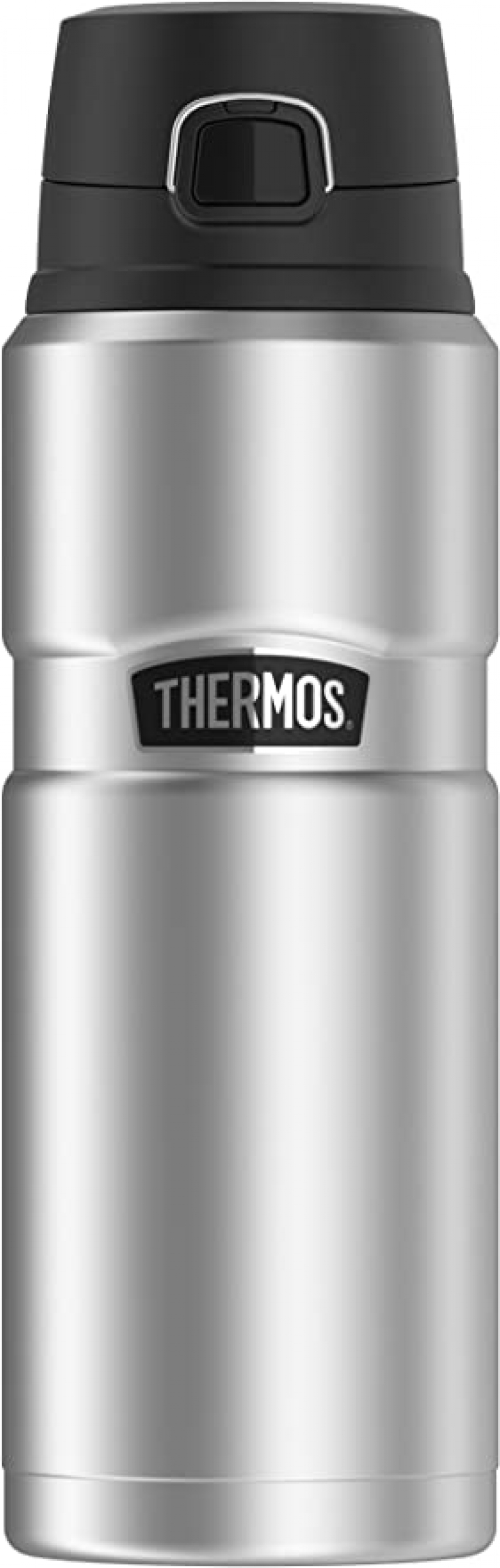 ihocon: THERMOS Stainless King Vacuum-Insulated Drink Bottle, 24 Ounce, Matte Steel  不銹鋼保溫水瓶(保熱12小時, 保冷24小時)