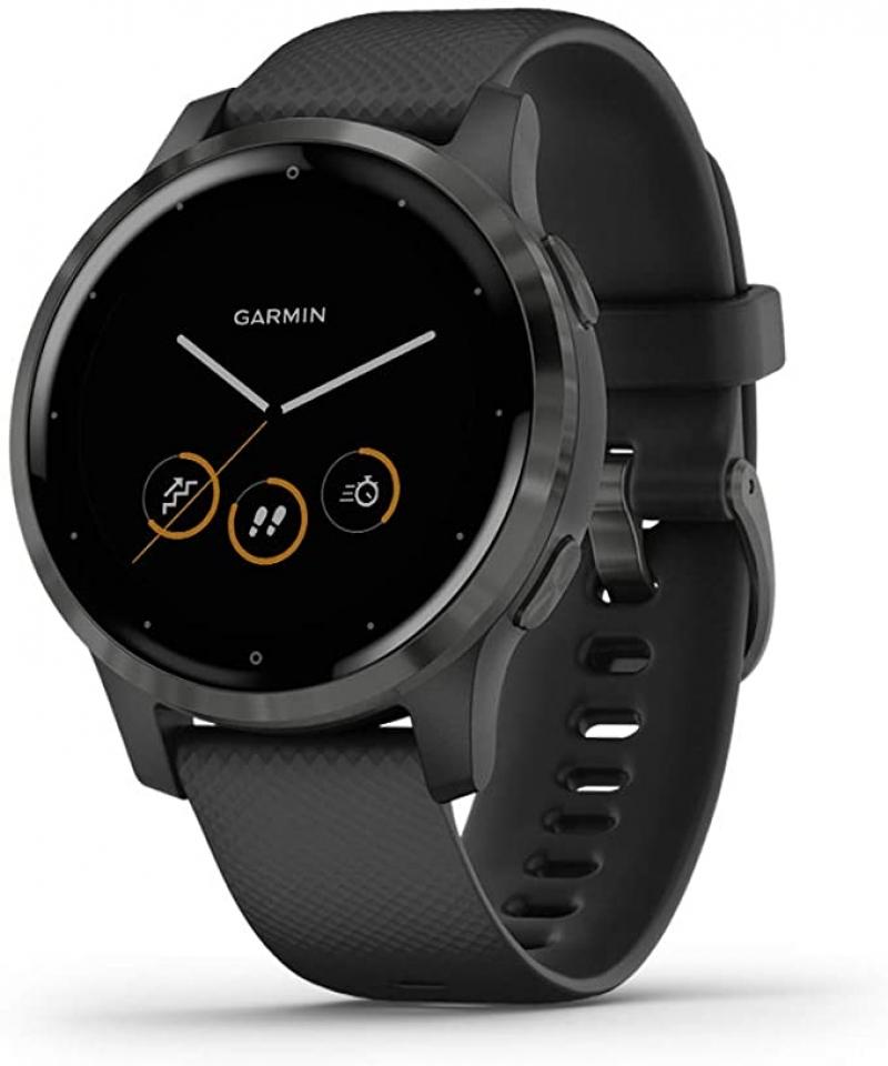 ihocon: Garmin Vivoactive 4, GPS Smartwatch  智能錶