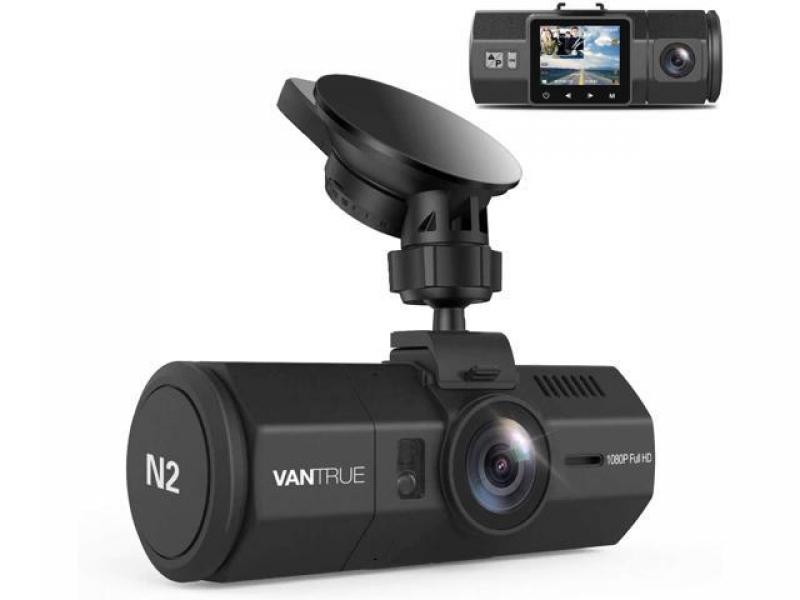 ihocon: Vantrue N2 Dual Dash Cam 雙鏡頭行車記錄器