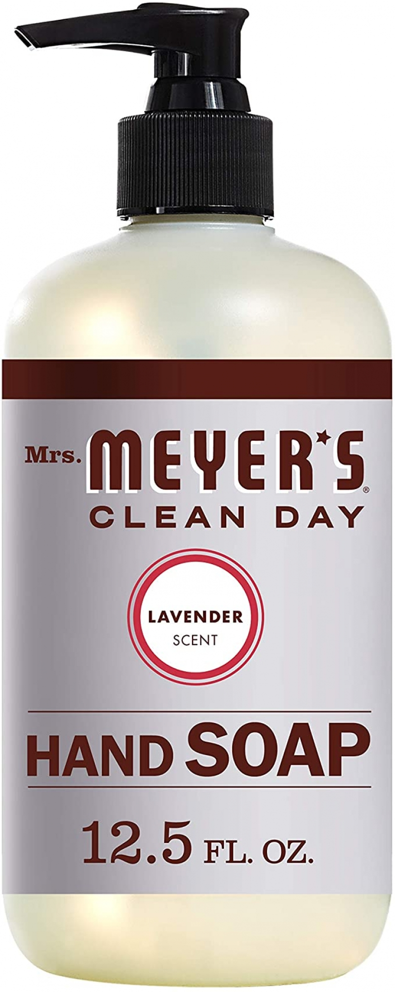 ihocon: Mrs. Meyer's Clean Day Liquid Hand Soap, Lavender Scent, 12.5 oz 洗手液皂