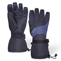 ihocon: [男女均適用] BRIGENIUS Ski Gloves, Waterproof 防水手套