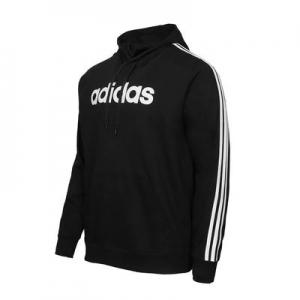 ihocon: adidas Men's Essential 3-Stripe Logo Hoodie 男士連帽衫