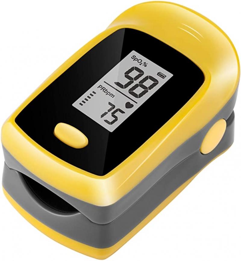 ihocon: TSAI M50L Fingertip Pulse Oximeter 血氧監測儀
