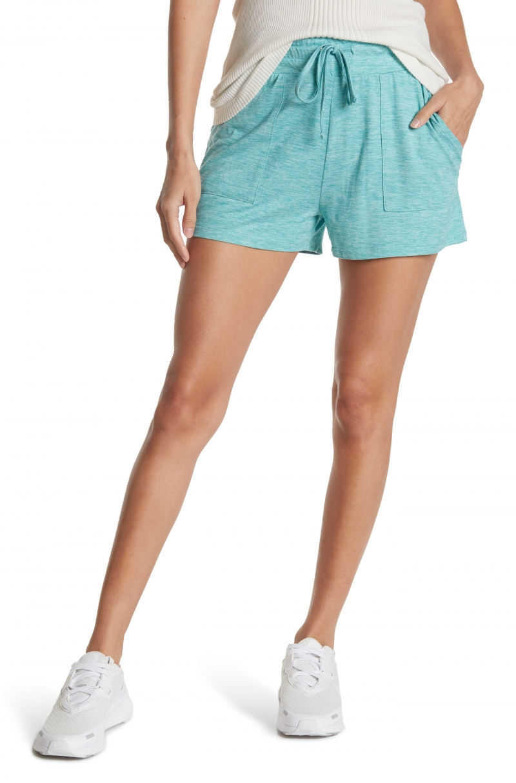 ihocon: H HALSTON STUDIO Space Dye Drawstring Shorts 女士短褲-多色可選