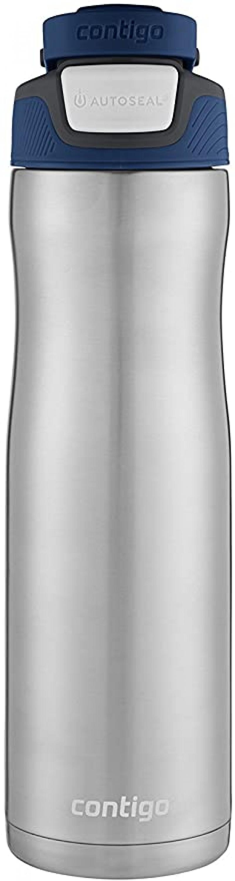 ihocon: Contigo 2076598 Autoseal Chill 24 OZ SS W, 24oz 保冷水瓶