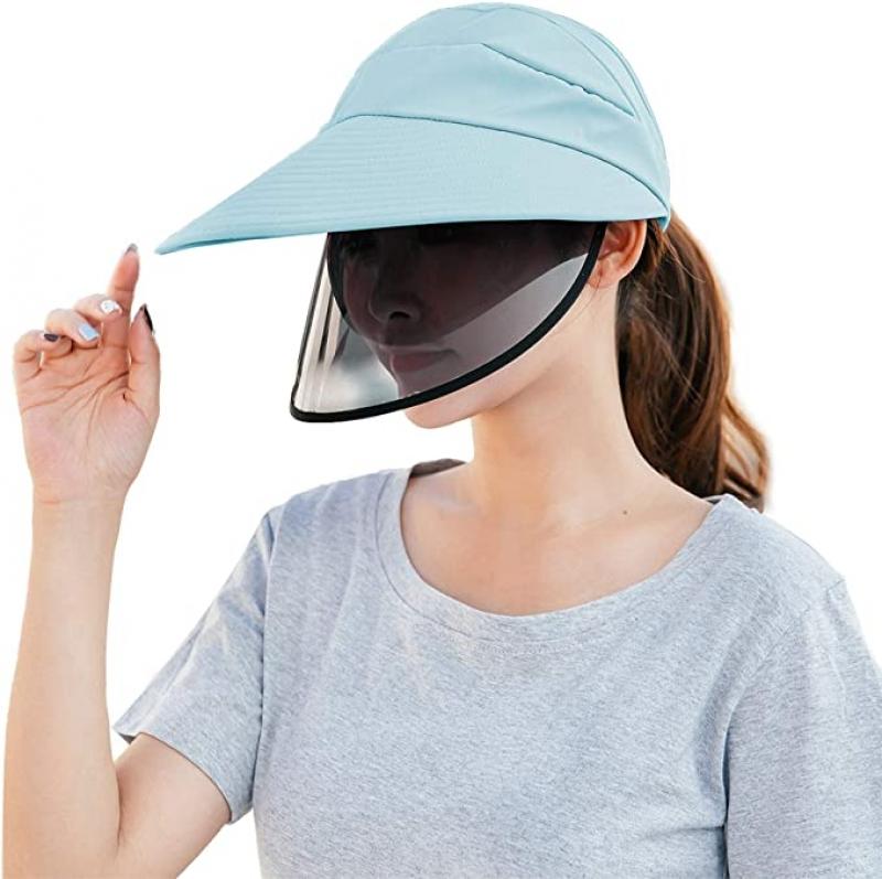 ihocon: Ayliss Sun Visor Hats 遮陽女帽