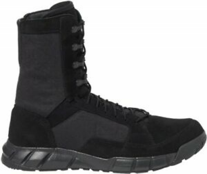 ihocon: Oakley Men's UA Light Assault 2 Blackout Boots 男靴