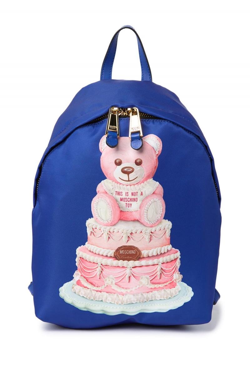 ihocon: MOSCHINO Teddy Bear Backpack  泰迪熊背包