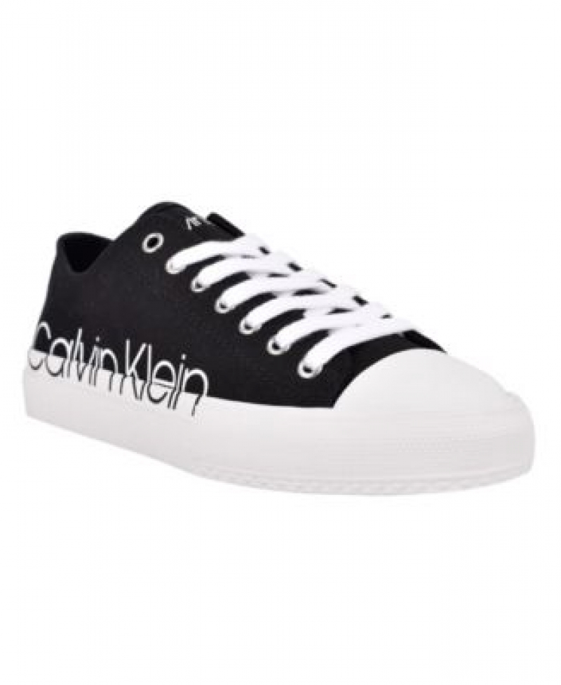 ihocon: Calvin Klein Women's Taylor Lace-Up Sneakers 女鞋