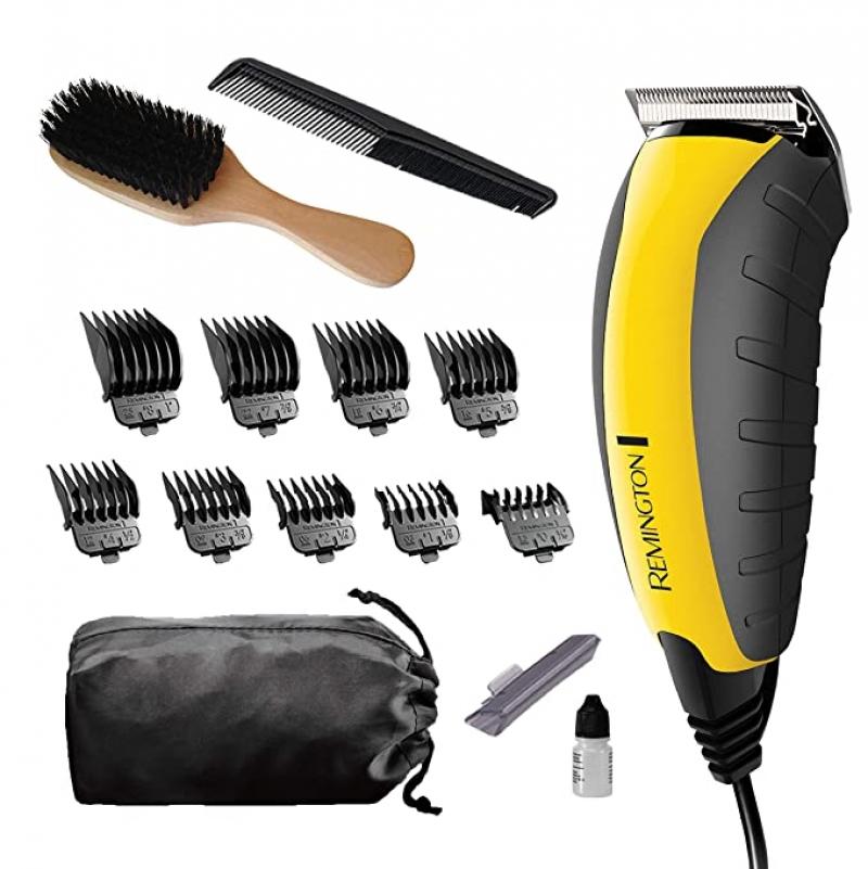 ihocon: Remington Haircut Kit & Beard Trimmer (15 pieces) 電動理髮/修容器