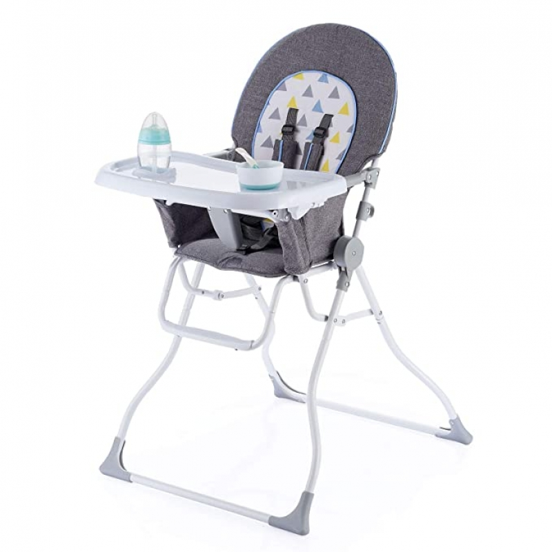 ihocon: Pamo Babe Portable Fold High Chair 兒童高腳椅