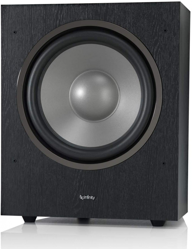 ihocon: Infinity Reference SUB R12 12 300W Powered Subwoofer Home Cinema 低音炮