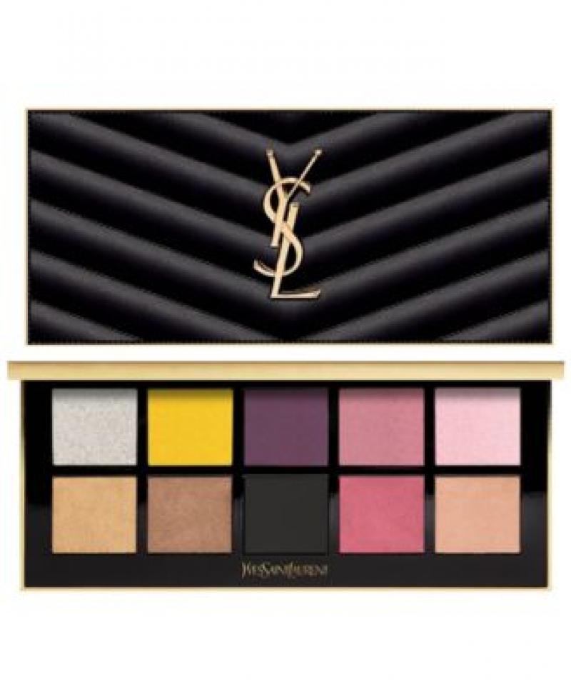ihocon: Yves Saint Laurent Couture Clutch Eyeshadow Palette     手拿包眼影盤