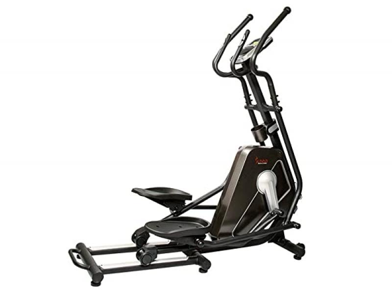 ihocon: Sunny Health & Fitness Magnetic Elliptical Trainer Machine 磁性橢圓運動機