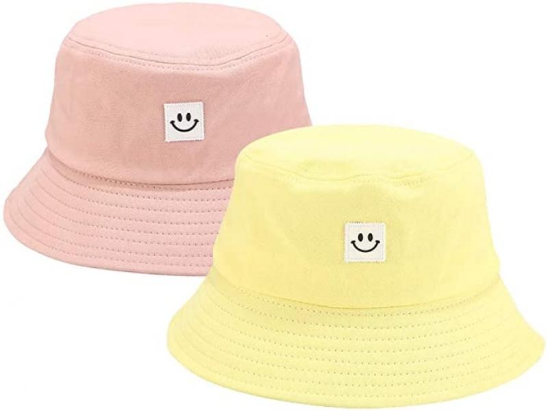 ihocon: Jazzor Bucket Hat Summer 遮陽帽2頂