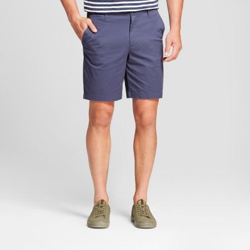 ihocon: Goodfellow & Co Men's 9 Linden Flat Front Shorts 男士短褲 -多色可選
