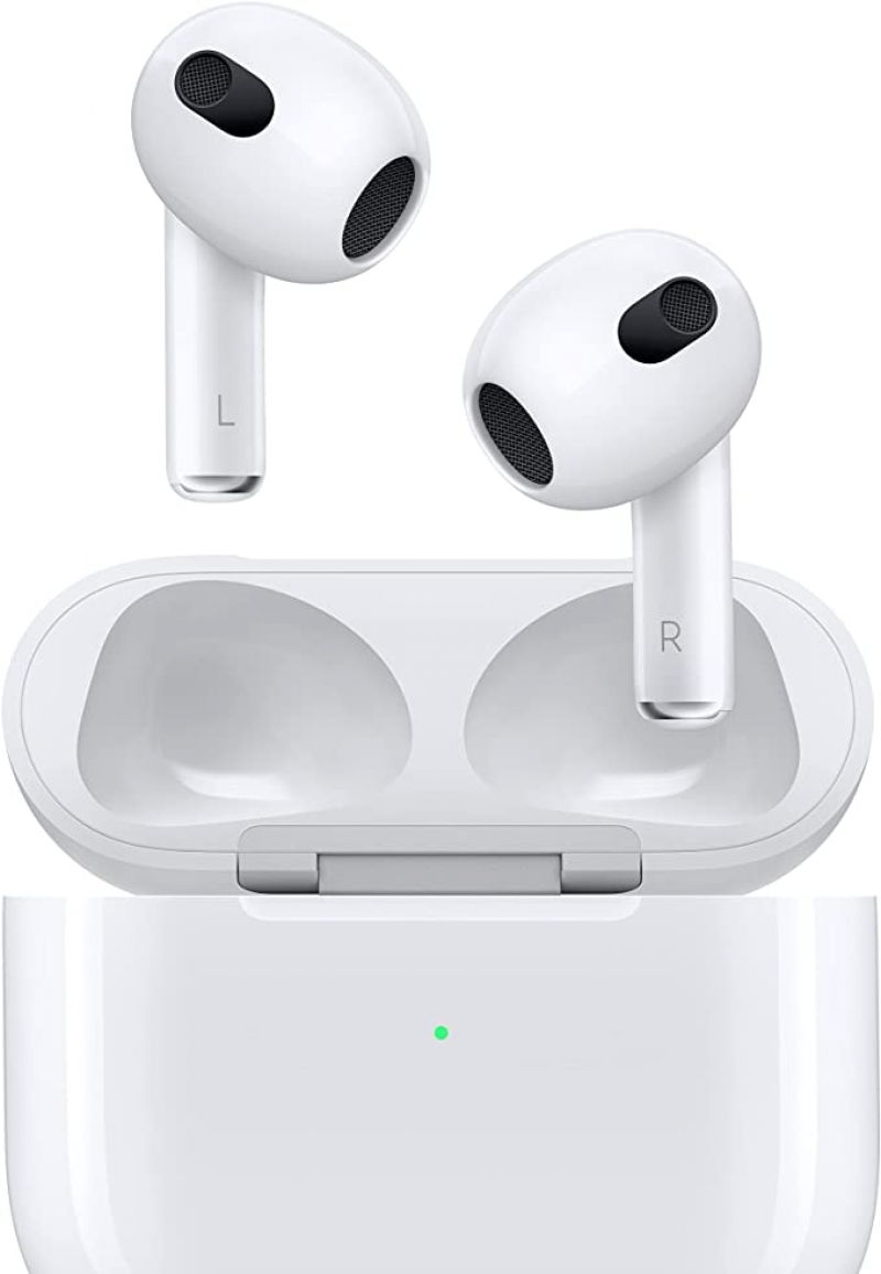 ihocon: [最新款, 第三代] Apple AirPods with MagSafe Charger