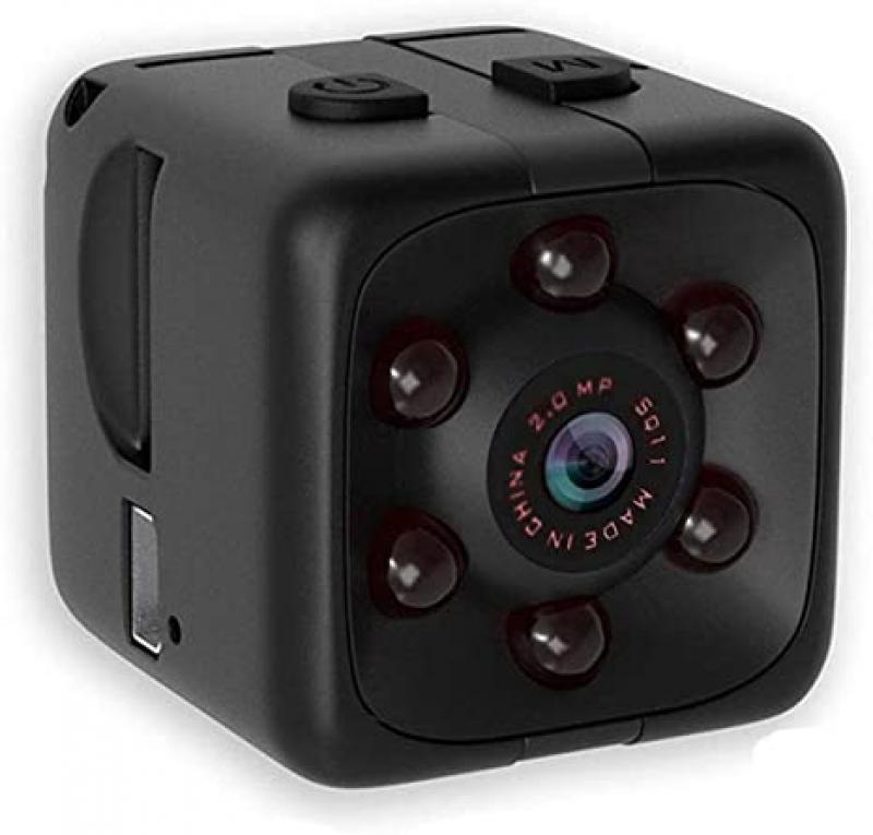 ihocon: [超便宜] potkcroa 1080P HD Mini Sports DV Camcorder Action Camera and Bluetooth Control with Dedicated iOS and Android App 動作感應 迷你相機/針孔相機