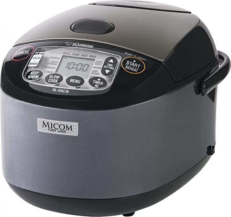 ihocon: Zojirushi NL-GAC18 BM Umami Micom Rice Cooker & Warmer, 10-Cup, Made in Japan   電飯鍋