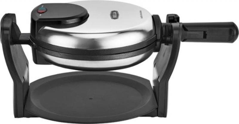 ihocon: Bella Non-Stick Rotating Belgian Waffle Maker - Stainless Steel 不銹鋼可翻轉鬆餅機