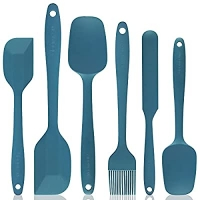 ihocon: Bloomoon Silicone Spatula Set - 6 pcs 矽膠廚用工具