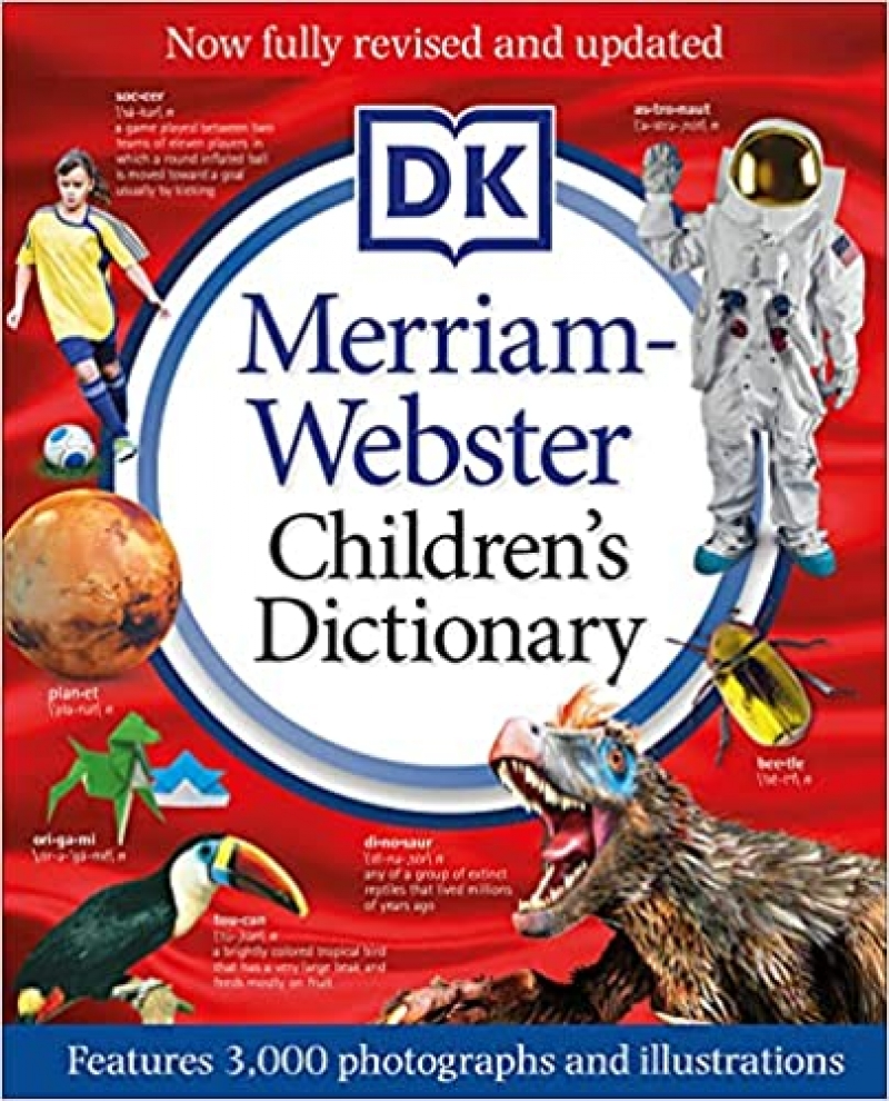 ihocon: Merriam-Webster Children's Dictionary, New Edition: Features 3,000 Photographs and Illustrations 兒童詞典 (含 3,000 張照片和插圖)