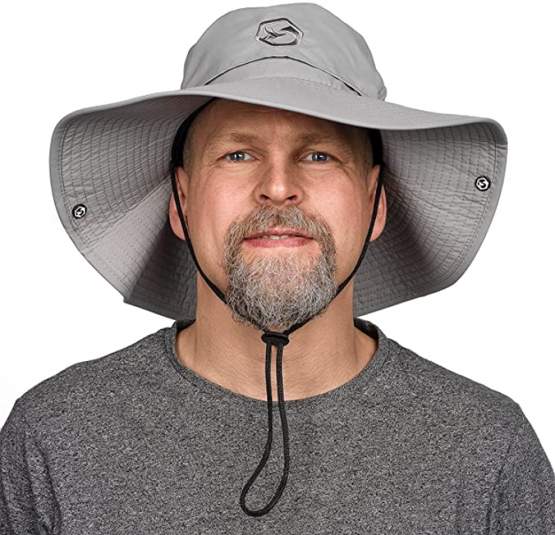 ihocon: [男, 女均適用] Foxelli Boonie Hat for Men and Women 遮陽帽