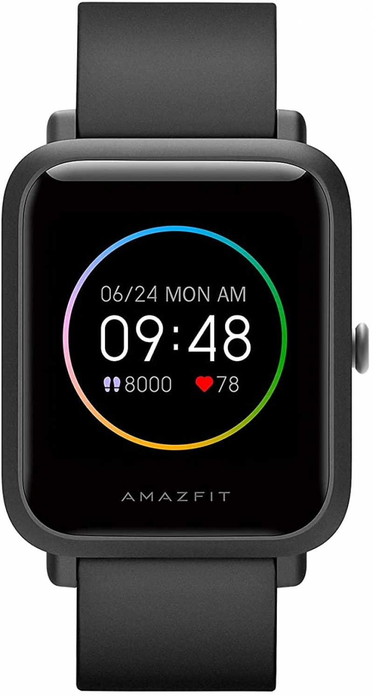 ihocon: Amazfit Bip S Lite Fitness Waterproof Smartwatch with Heart Rate 智能錶 (心率, 運動監測)