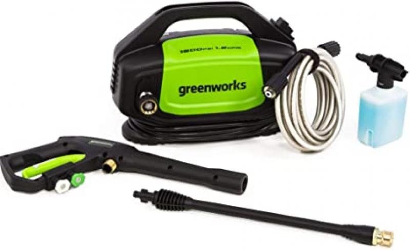 Greenworks 1500 PSI 1.2 GPM 高壓清洗機 $69.99(原價$99.99)