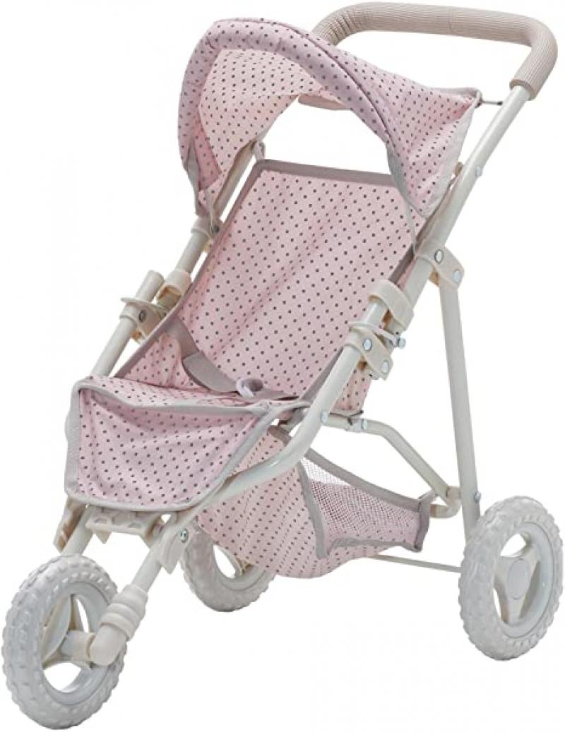 ihocon: Olivia's Little World roller 可折疊洋娃娃推車