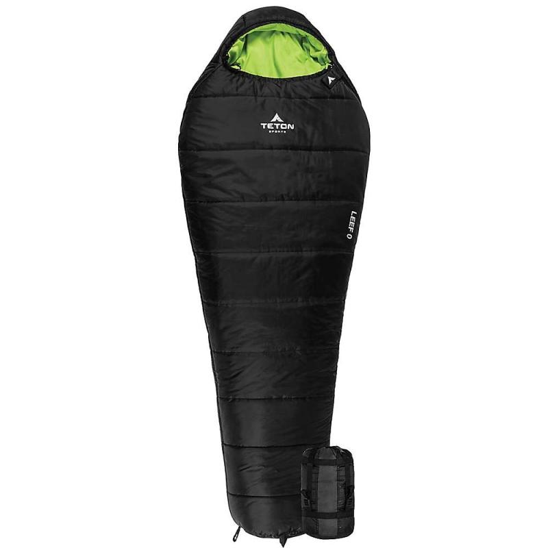 ihocon: TETON Sports Leef 0F Ultralight Mummy Bag  超輕睡袋