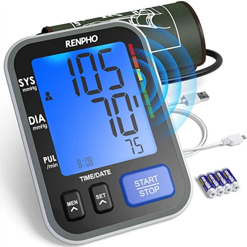 ihocon: RENPHO Blood Pressure Cuffs 上臂血壓計
