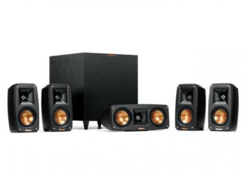 ihocon: Klipsch K1069074 5.1-Channel Home Theater Speaker System 家庭劇院音響組合