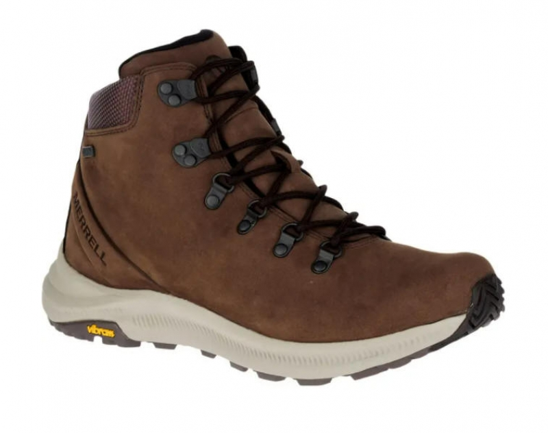 ihocon: MERRELL Ontario Mid Waterproof Boot  男士防水靴