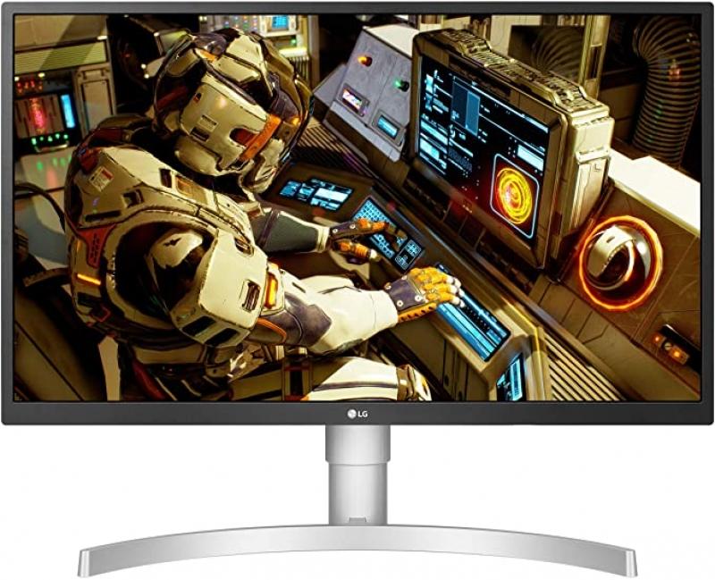 ihocon: LG 27UL550-W 27吋 4K UHD IPS LED HDR Monitor with Radeon Freesync Technology and HDR 10 顯示器