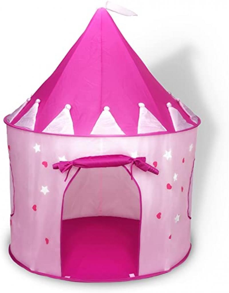 ihocon: FoxPrint Princess Castle Play Tent  兒童遊戲帳