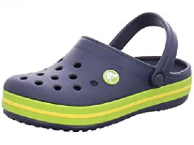 ihocon: Crocs Kids's Crocband Clog  童鞋
