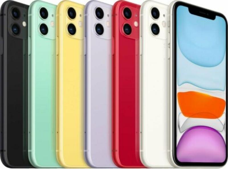 ihocon: Apple iPhone 11 64GB Factory Unlocked 4G LTE Smartphone (Refurbished翻新機)