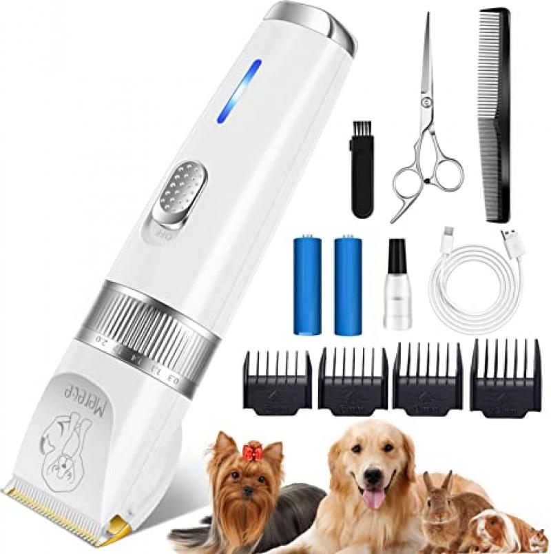 ihocon: Merece Dog Clippers Grooming Kit 寵物電動剪毛器