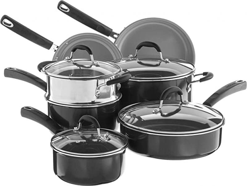 ihocon: Cuisinart Advantage Ceramica XT Cookware Set 鍋組