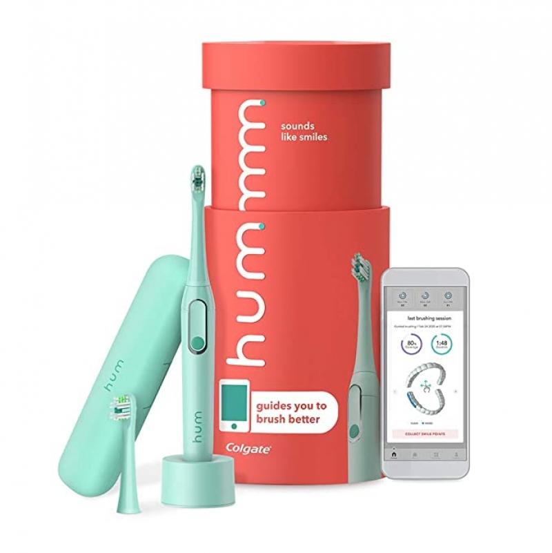 ihocon: hum by Colgate Smart Electric Toothbrush Kit 智能電動牙刷