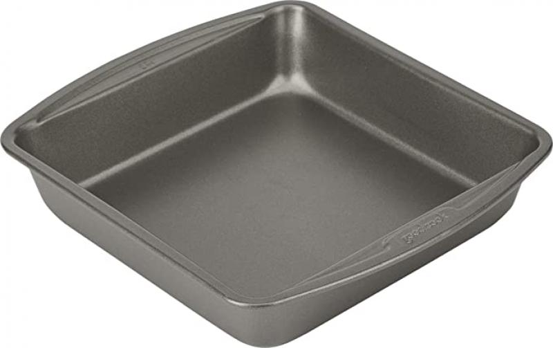 ihocon: Good Cook 8 Inch x 8 Inch Square Cake Pan 方形不沾蛋糕烤盤