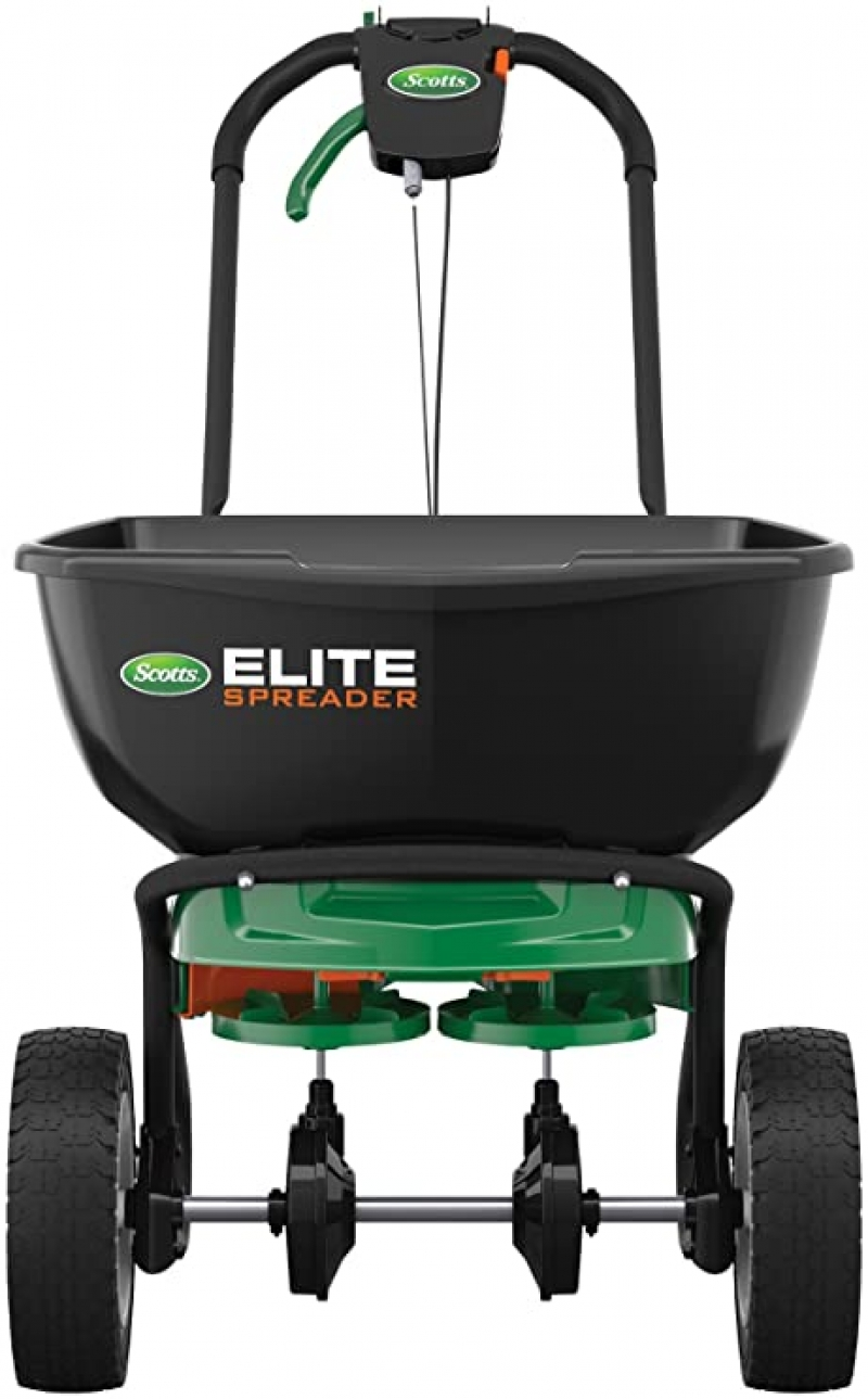 ihocon: Scotts Elite Spreader 噴灑車