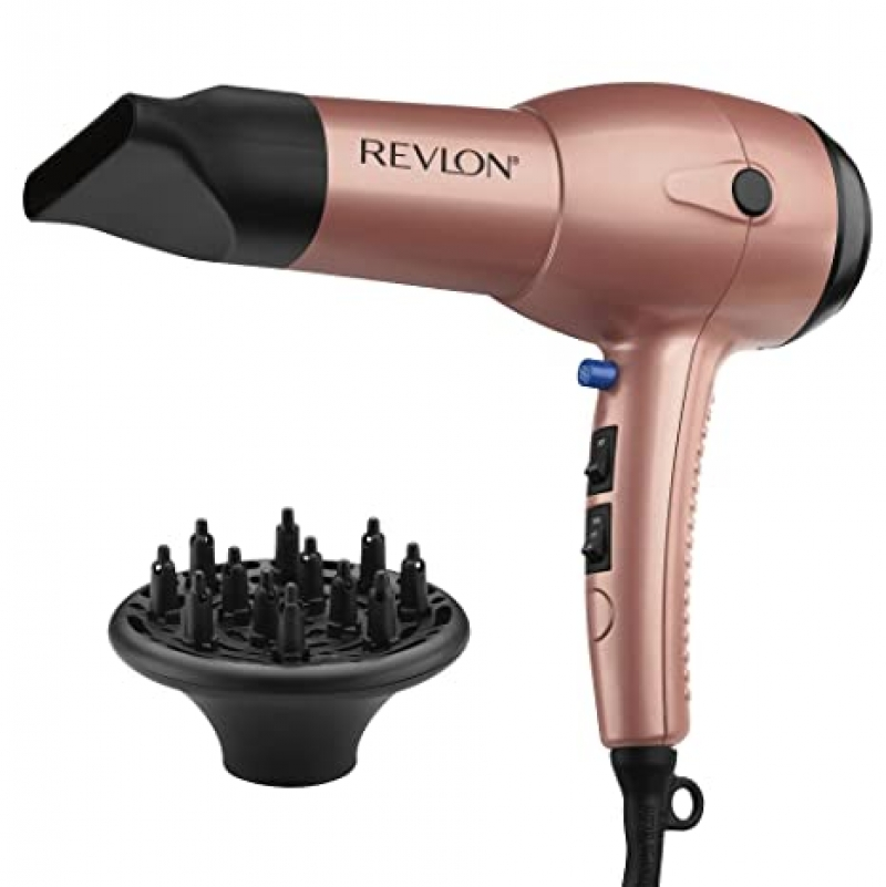 ihocon: REVLON 1875W Lightweight + Fast Dry Hair Dryer 吹風機