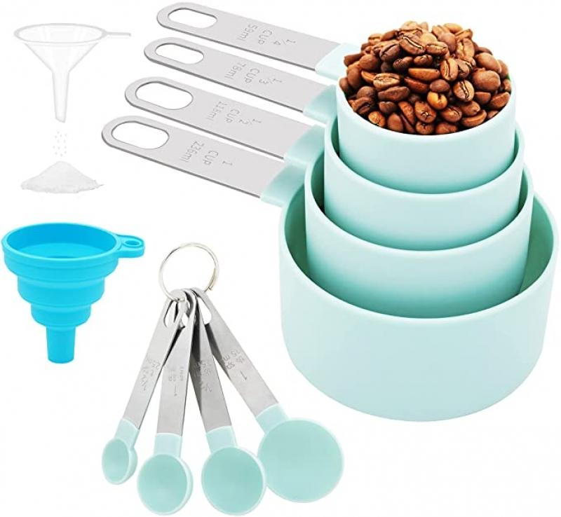 ihocon: Baeelyy Measuring Spoon Measuring Cup Classic Set 量杯及量匙