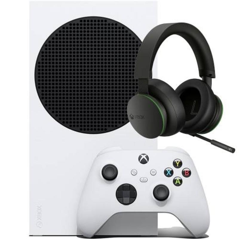 ihocon: Xbox Series S + Wireless Headset