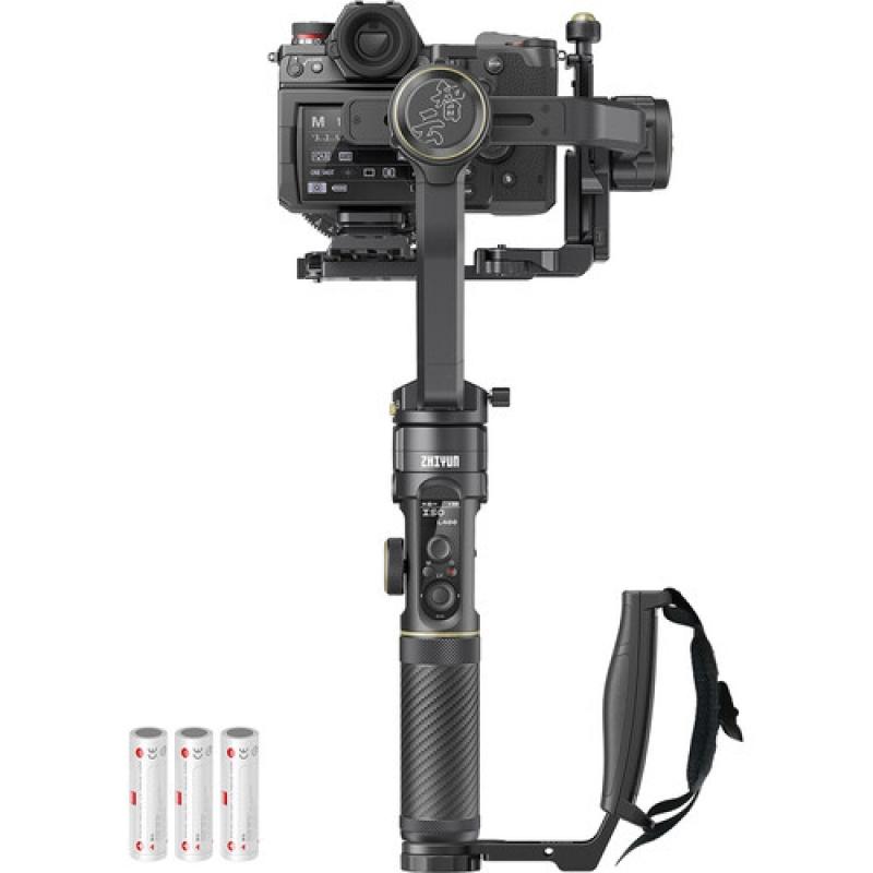 ihocon: Zhiyun-Tech CRANE 2S Handheld Gimbal Stabilizer Combo Kit 相機手持雲台穩定器